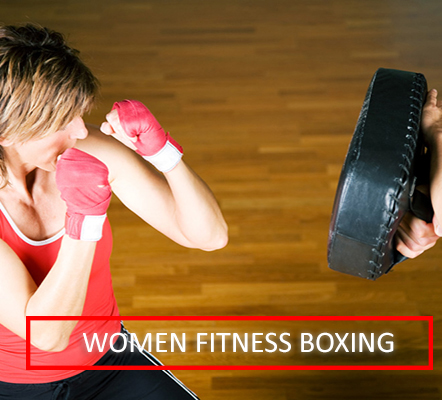 Boxing Classes for Fitness Women Only