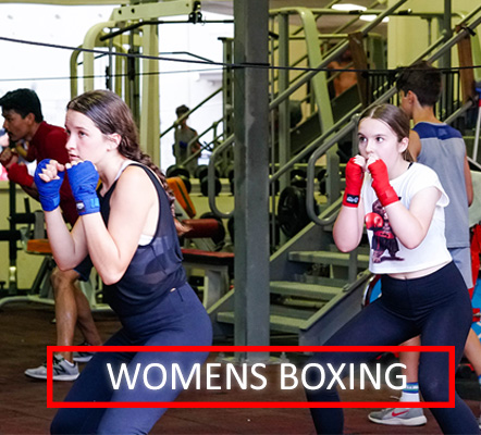 Womens Boxing Classes