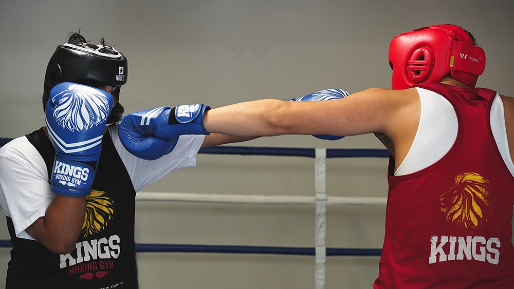 Controlled Sparring: Its Benefits, and How to Do it Right