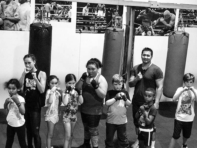 Fitness Boxing for Kids