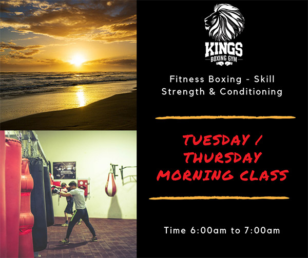 Kings Morning Class